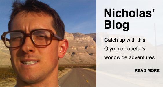 Nicholas' Blog