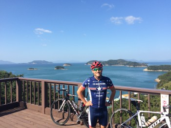 Tongyeong post race spin around the island